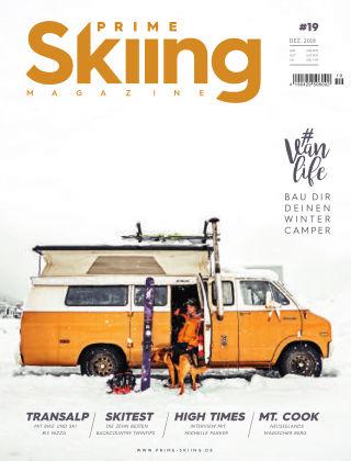 PRIME Skiing Magazine #19