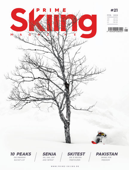 PRIME Skiing Magazine