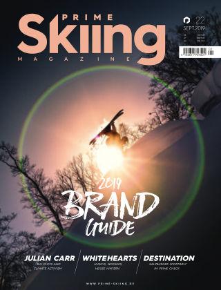 PRIME Skiing Magazine #22