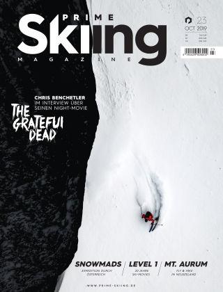 PRIME Skiing Magazine #23