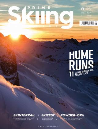 PRIME Skiing Magazine #25
