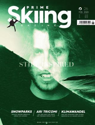 PRIME Skiing Magazine #26