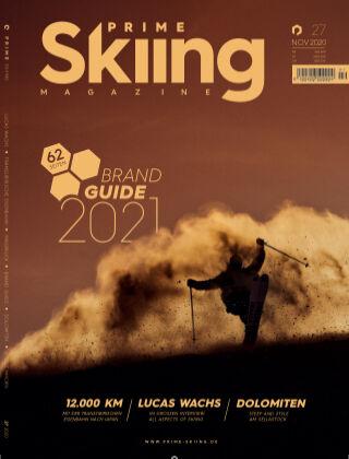 PRIME Skiing Magazine #27