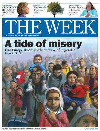 The Week September 18, 2015