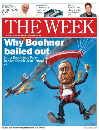 The Week October 9, 2015