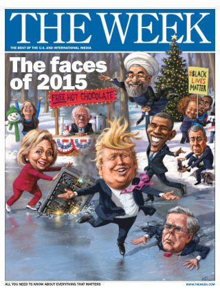 The Week Dec 25-31 2015