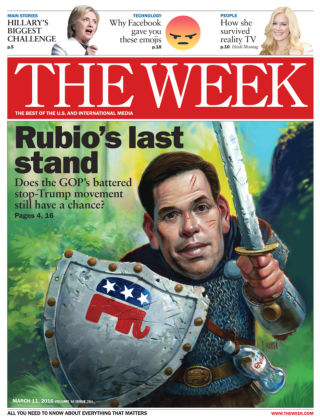 The Week Mar 11 2016
