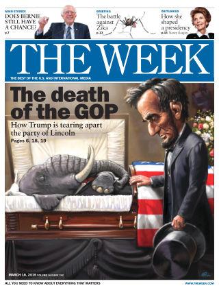 The Week Mar 18 2016