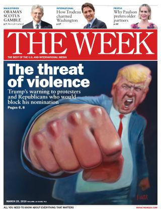 The Week Mar 25 2016