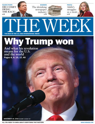 The Week Nov 18 2016