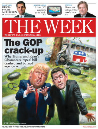 The Week Apr 7 2017