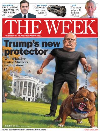 The Week Nov 23 2018