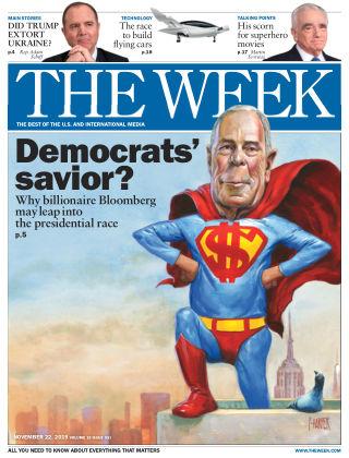 The Week Nov 22 2019