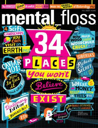 Mental Floss June 2015