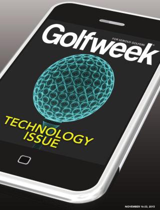Golfweek  November 16-23, 2015