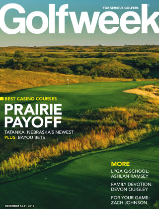 Golfweek  December 14, 2015