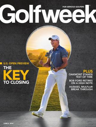 Golfweek  June 6, 2016