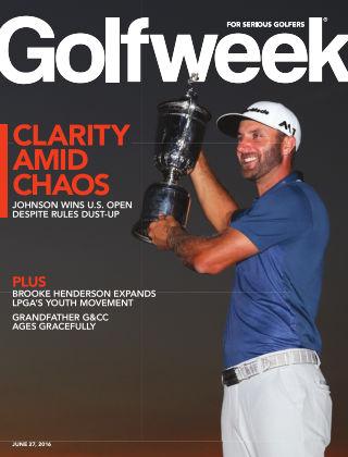 Golfweek  June 27, 2016