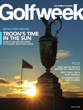 Golfweek  July 11, 2016