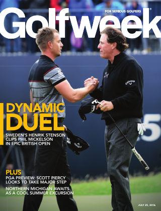 Golfweek  July 25, 2016