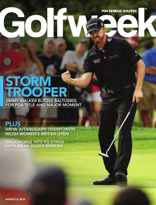 Golfweek  August 8, 2016