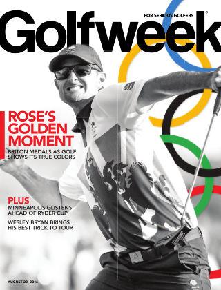Golfweek  August 22, 2016