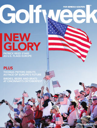 Golfweek October 10, 2016