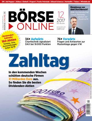 Börse Online 12 2017