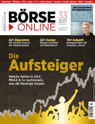 Börse Online 33 2017