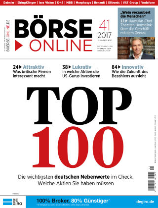 Börse Online 41 2017