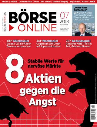 Börse Online 07 2018
