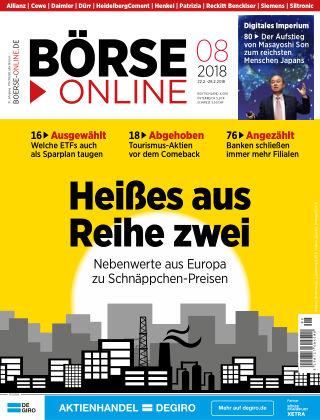 Börse Online 08 2018