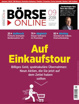 Börse Online 09 2018