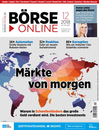 Börse Online 12 2018