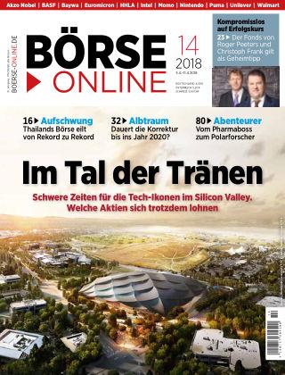 Börse Online 14 2018