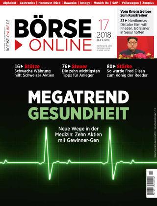 Börse Online 17 2018