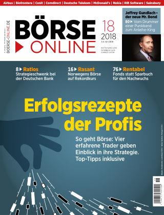 Börse Online 18 2018