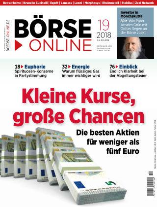 Börse Online 19 2018