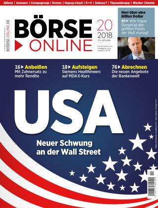 Börse Online 20 2018