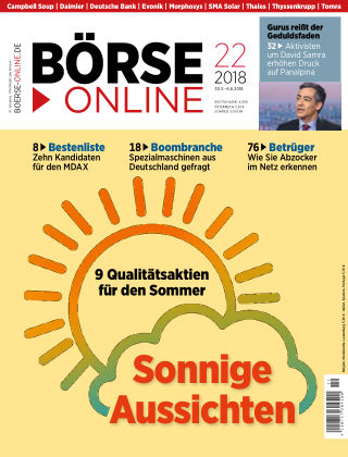 Börse Online 22 2018