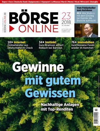 Börse Online 23 2018
