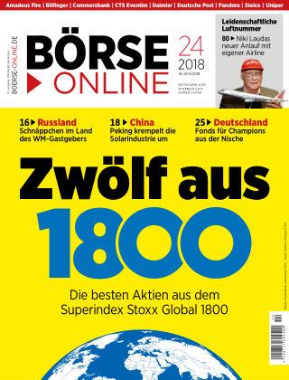 Börse Online 24 2018