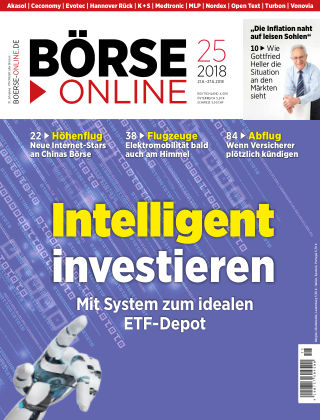 Börse Online 25 2018
