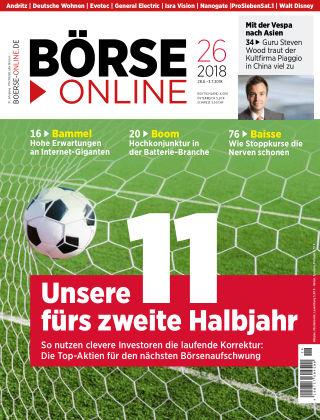 Börse Online 26 2018