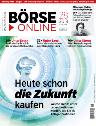 Börse Online 28 2018