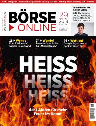 Börse Online 29 2018