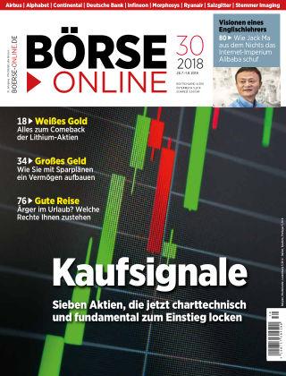 Börse Online 30 2018