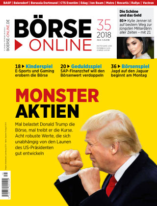 Börse Online 35 2018