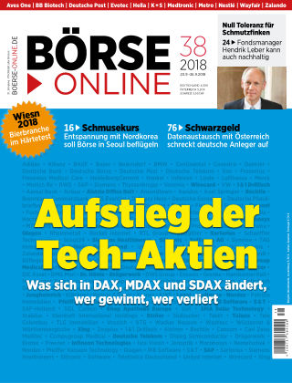 Börse Online 38 2018