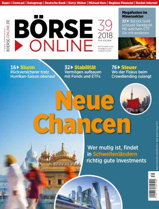 Börse Online 39 2018